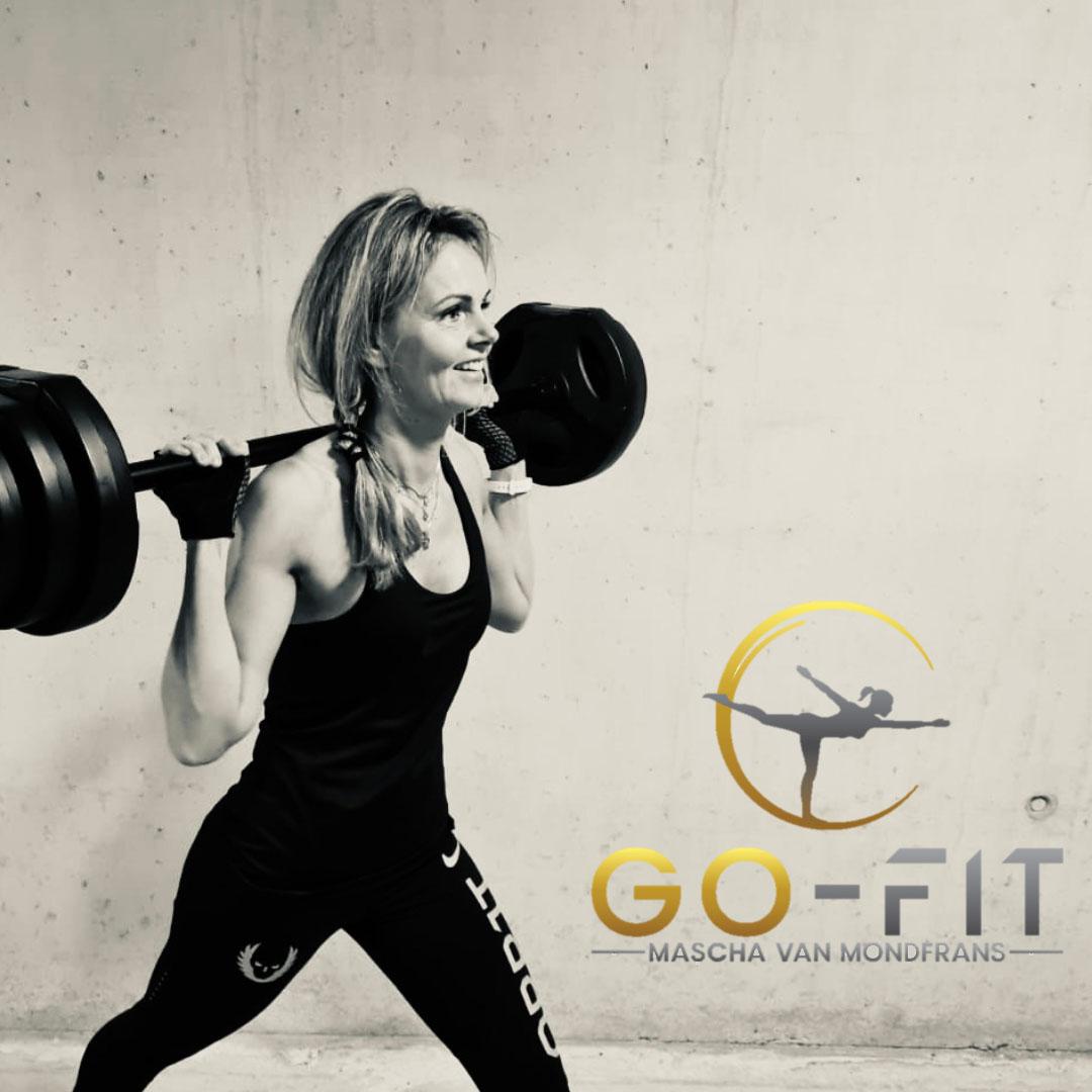 Go-Fit Start met trainen